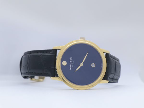 ساعت مچی عقربه ای مردانه رومانسون اِلو مدل 7104G