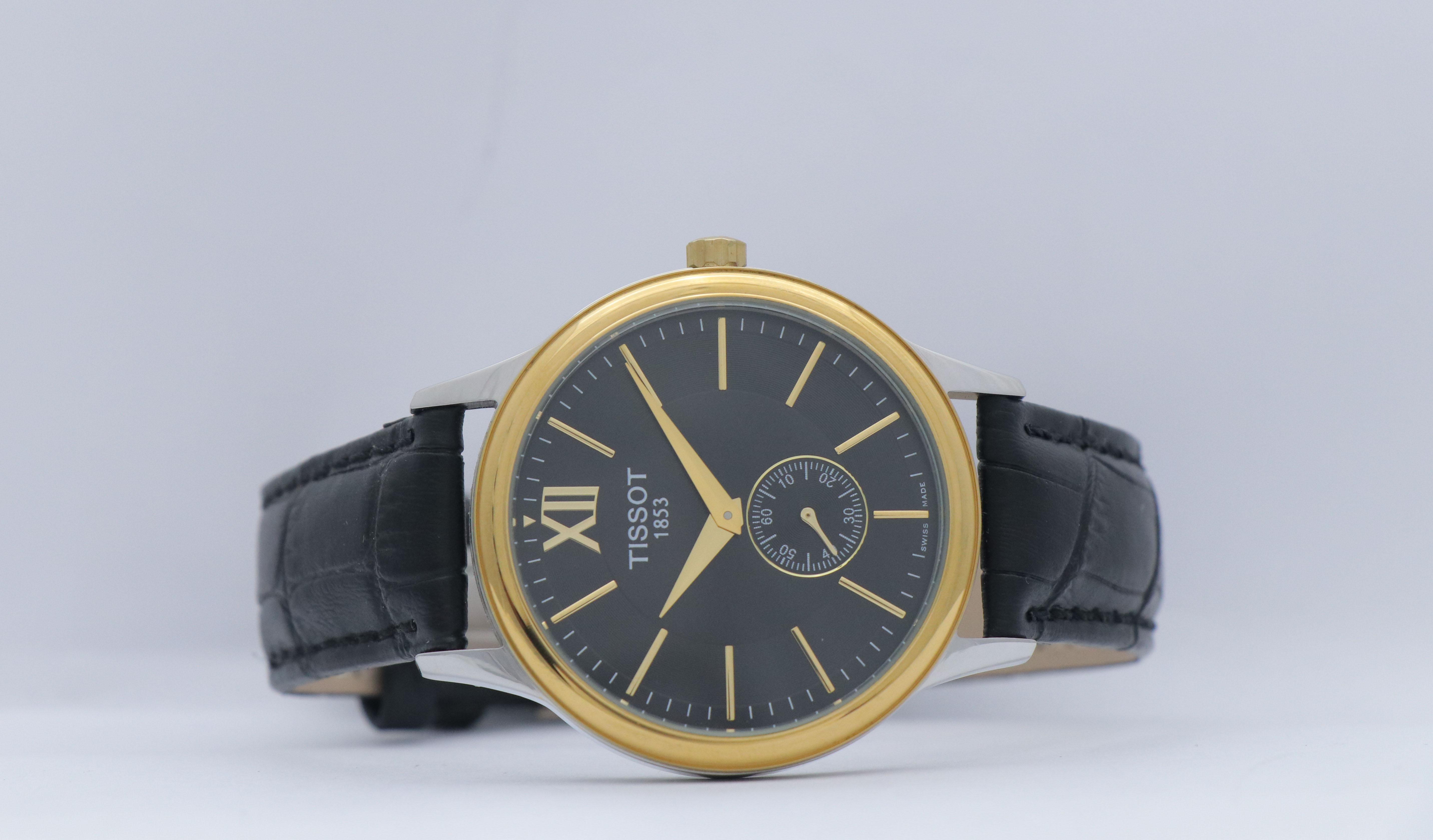 ساعت مچی عقربه ای مردانه تیسوت مدل T912428