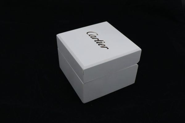 جعبه ساعت مچی با مارک کارتیر