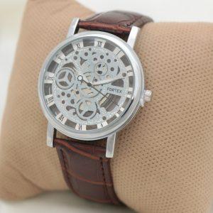ساعت مچی عقربه ای مردانه فورتکس مدل 115001