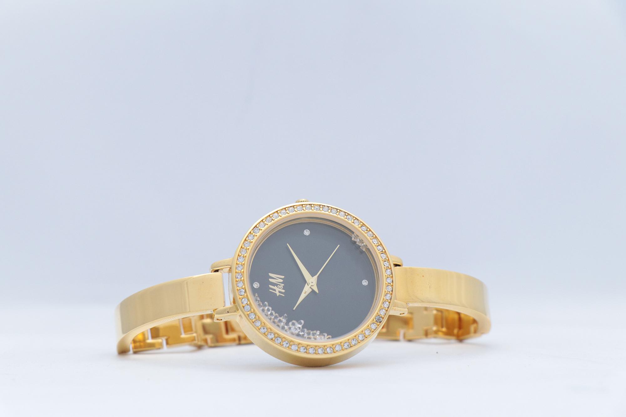 ساعت مچی عقربه ای زنانه H&M مدل B-610