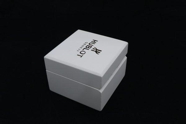 جعبه ساعت مچی با مارک هابلوت