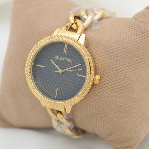 ساعت مچی عقربه ای زنانه کلوین تایم مدل CX89711