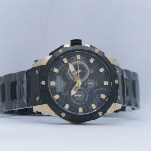 ساعت مچی عقربه ای مردانه لاکسمی مدل ۸۰۱۵