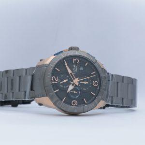 ساعت مچی عقربه ای مردانه لاکسمی مدل ۸۰۱۷