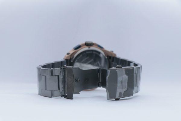 ساعت مچی عقربه ای مردانه لاکسمی مدل 8017