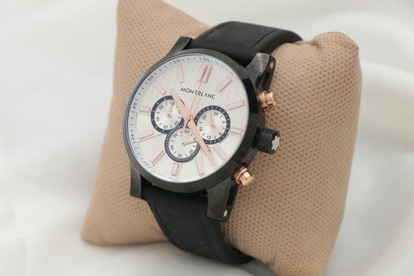 ساعت مچی عقریه ای مونت بلانک مدل 9168