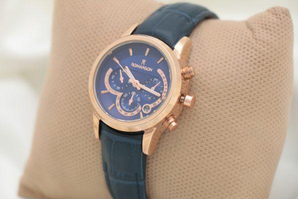 ساعت مچی عقربه ای زنانه رومانسون مدل 117