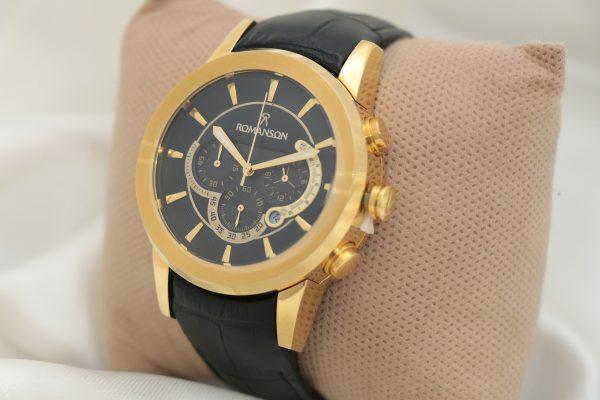 ساعت مچی عقربه ای مردانه رومانسون مدل 117