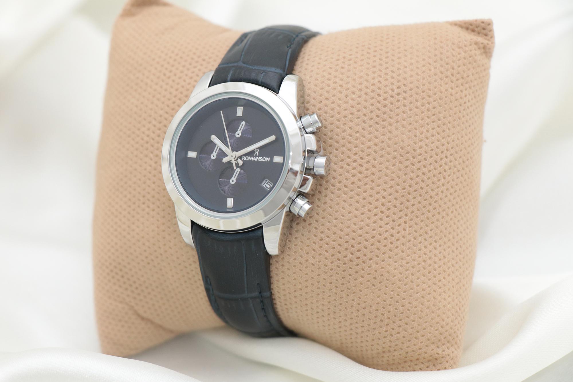 ساعت مچی عقربه ای زنانه رومانسون مدل Z-302/2