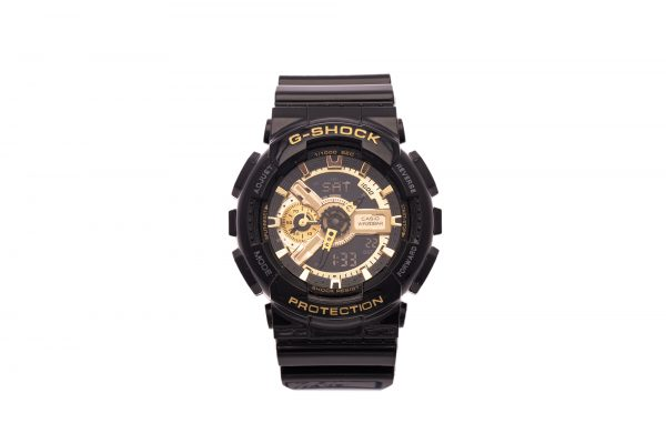 ساعت مچی عقربه ای مردانه کاسیو جی شاک مدل GA-110GB