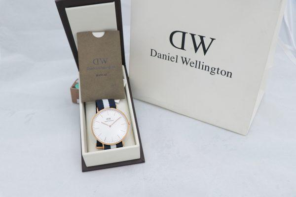 ساعت مچی عقربه ای دنیل ولینگتون مدل 8305