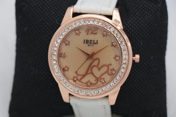 ساعت مچی عقربه ای زنانه ایبیل مدل 2009