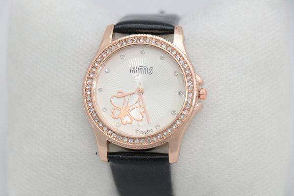 ساعت مچی عقربه ای زنانه KMS مدل 2008