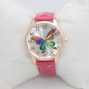 ساعت مچی عقربه ای دخترانه OLJ مدل 3752