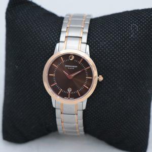 ساعت مچی عقربه ای زنانه رومانسون مدل 7109