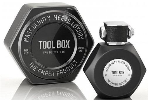 ادکلن مردانه امپر مدل Tool Box حجم 100 میلی لیتر