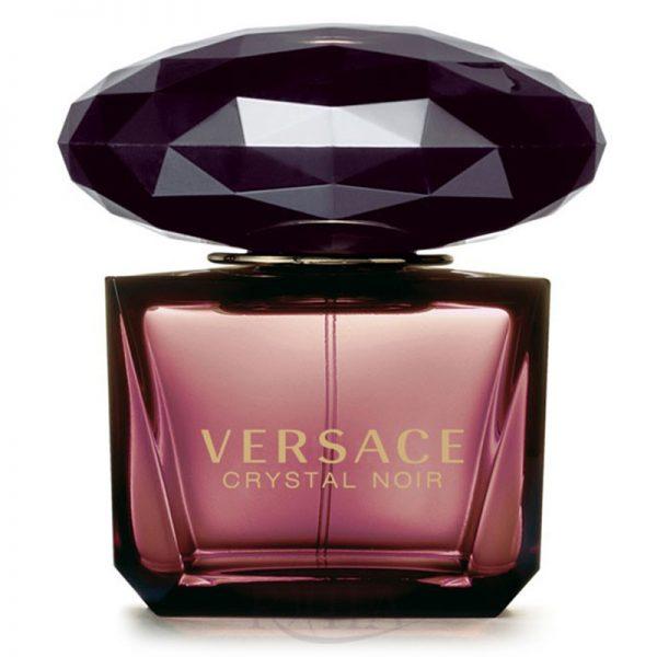 ادکلن زنانه ورساچه مدل Crystal Noir حجم 90 میلی لیتر