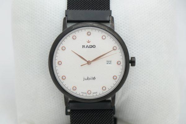 ساعت مچی عقربه ای مردانه رادو جوبیل مدل 1546