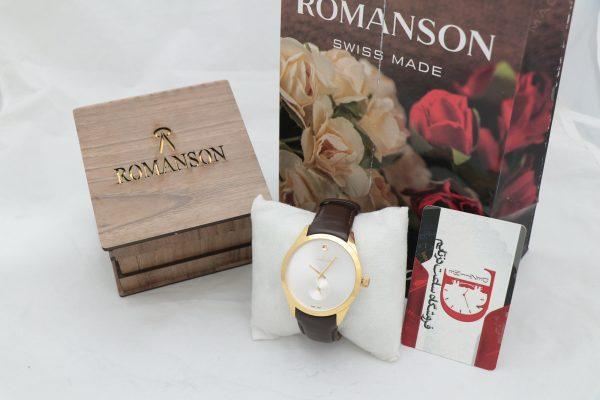 ساعت مچی عقربه ای مردانه رومانسون مدل 16073
