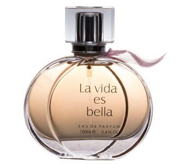 ادکلن زنانه فراگرنس ورد مدل لاویدا اس بلا حجم 100 میلی لیتر