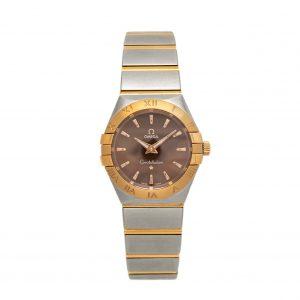 ساعت مچی عقربه ای زنانه امگا کانستلیشن مدل ۷۳۱/۲