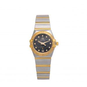 ساعت مچی عقربه ای زنانه امگا کانستلیشن مدل 888/1