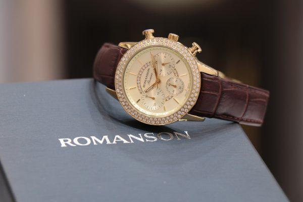 ساعت مچی عقربه ای زنانه رومانسون پریمیر مدل 7090/1