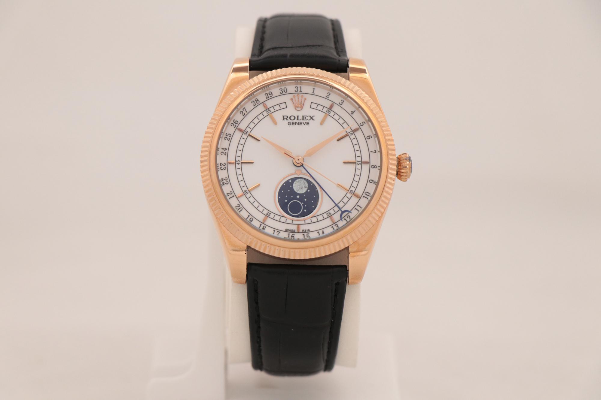 ساعت مچی عقربه ای مردانه رولکس مدل ۱۶۲۳۳/۲