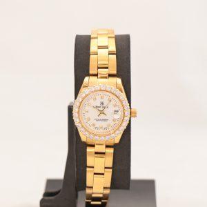 ساعت مچی عقربه ای زنانه رویال کرون مدل ۱۶۸۸۷۰۱