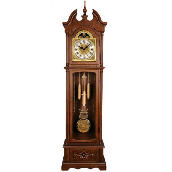 ساعت ایستاده چوبی لوتوس مدل XL-216 TRADITIONAL