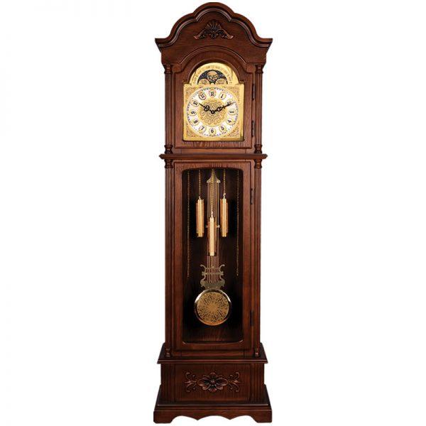 ساعت ایستاده چوبی لوتوس مدل XL-215 TRADITIONAL