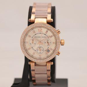 ساعت مچی عقربه ای زنانه مایکل کورس مدل 12095