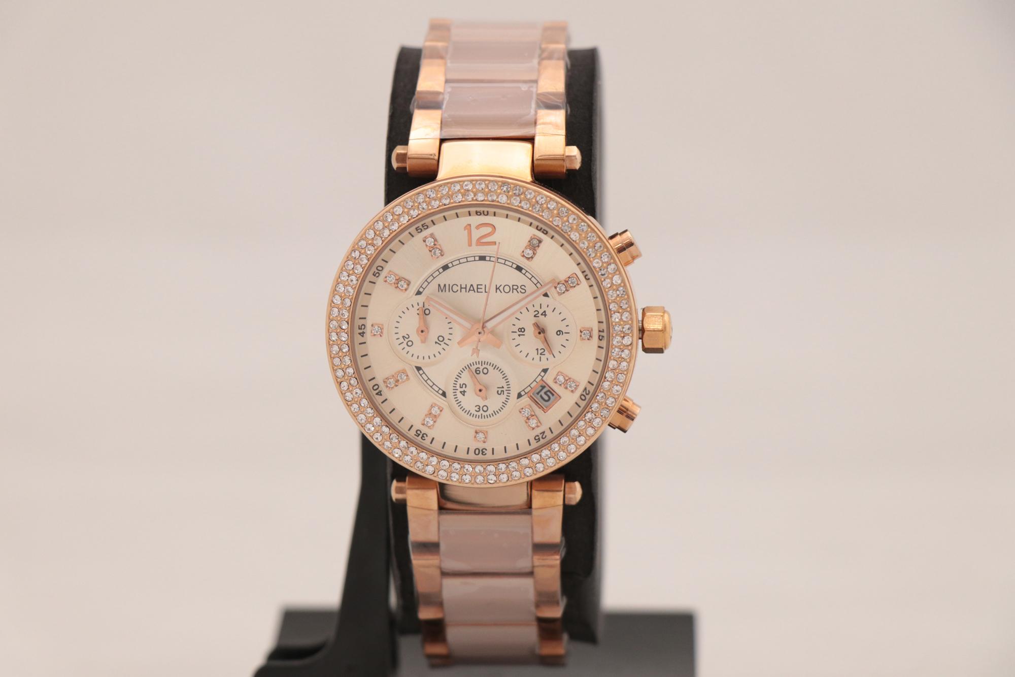 ساعت مچی عقربه ای زنانه مایکل کورس مدل ۱۲۰۹۵
