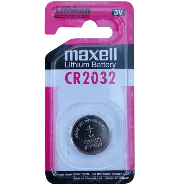 عمده انواع باتری سکه ای مکسل