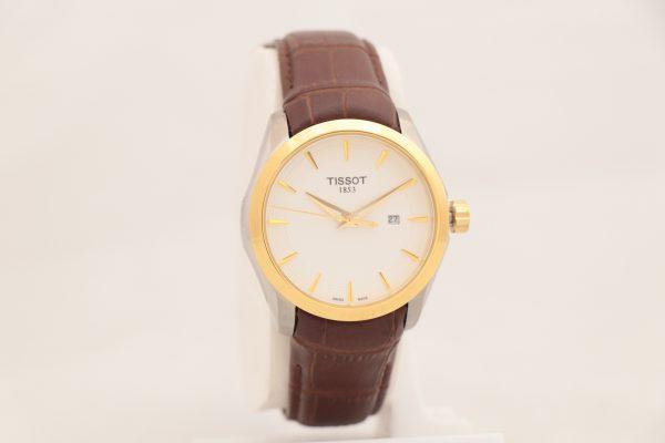 ساعت مچی عقربه ای مردانه تیسوت مدل T035627