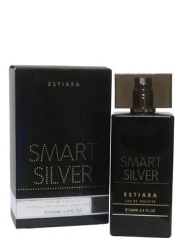 ادوتویلت مردانه استیارا مدل Smart Silver حجم 100 میلی لیتر