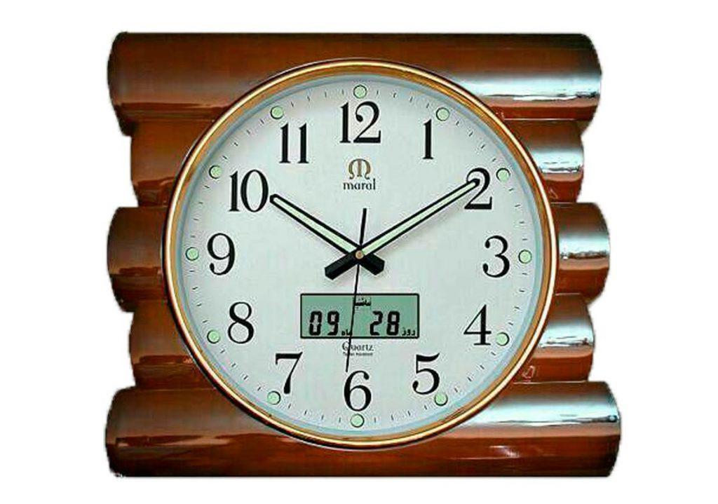 ساعت دیواری مارال مدل ۶
