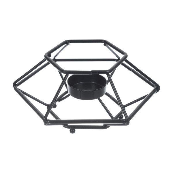 وارمر قوری والوریو مدل شش ضلعی مشکی
