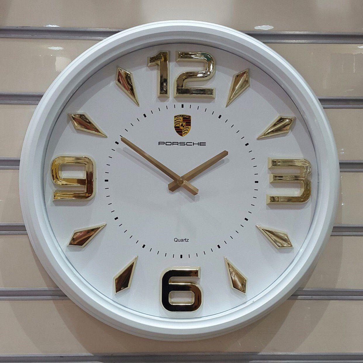 ساعت دیواری پورشه مدل 01