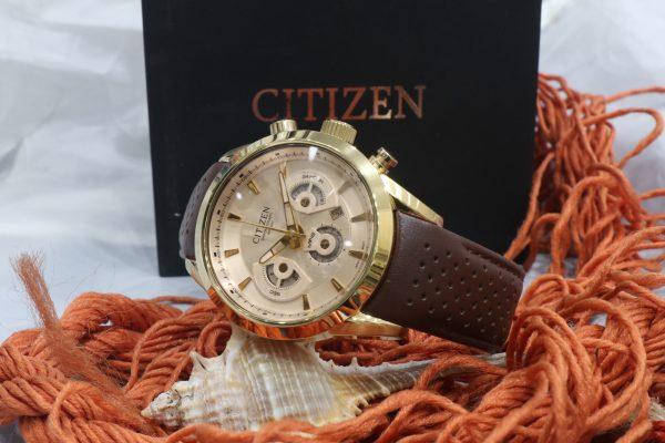 ساعت مچی عقربه ای مردانه سیتیزن مدل 7125G/2