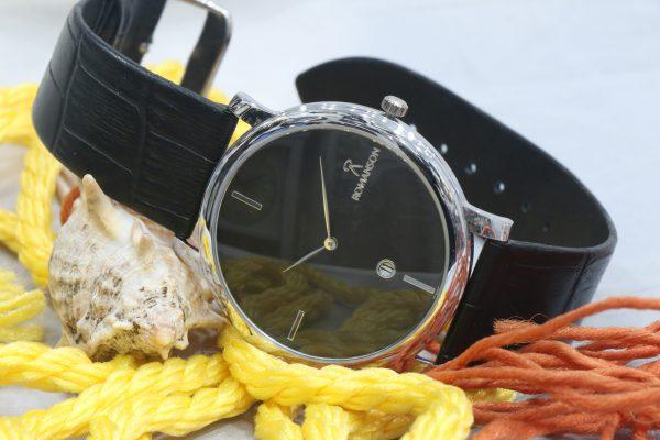 ساعت مچی عقربه ای مردانه رومانسون مدل 7053G