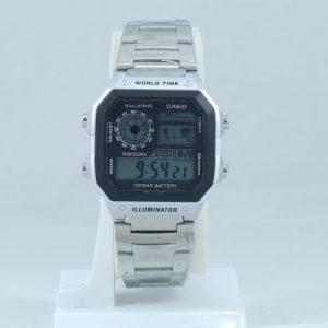 ساعت مچی دیجیتالی کاسیو مدل AE-1200WH