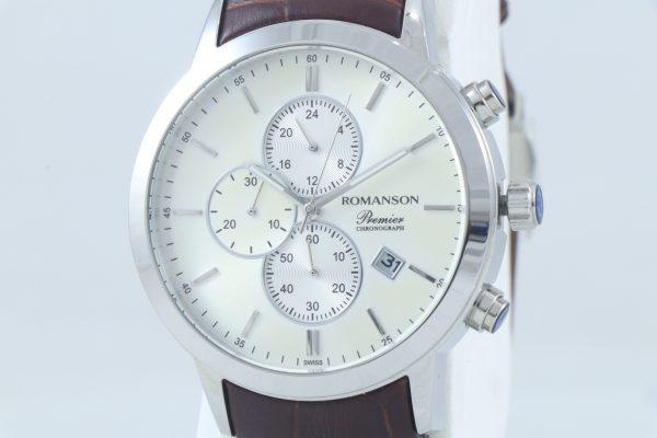 ساعت مچی عقربه ای مردانه رومانسون پریمیر مدل 7097/2