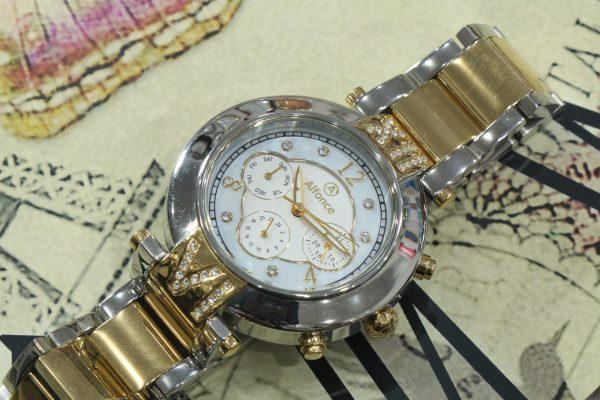 ساعت مچی عقربه ای زنانه آلفونس مدل A1266