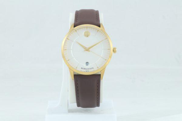 ساعت مچی عقربه ای مردانه رومانسون مدل 7508G