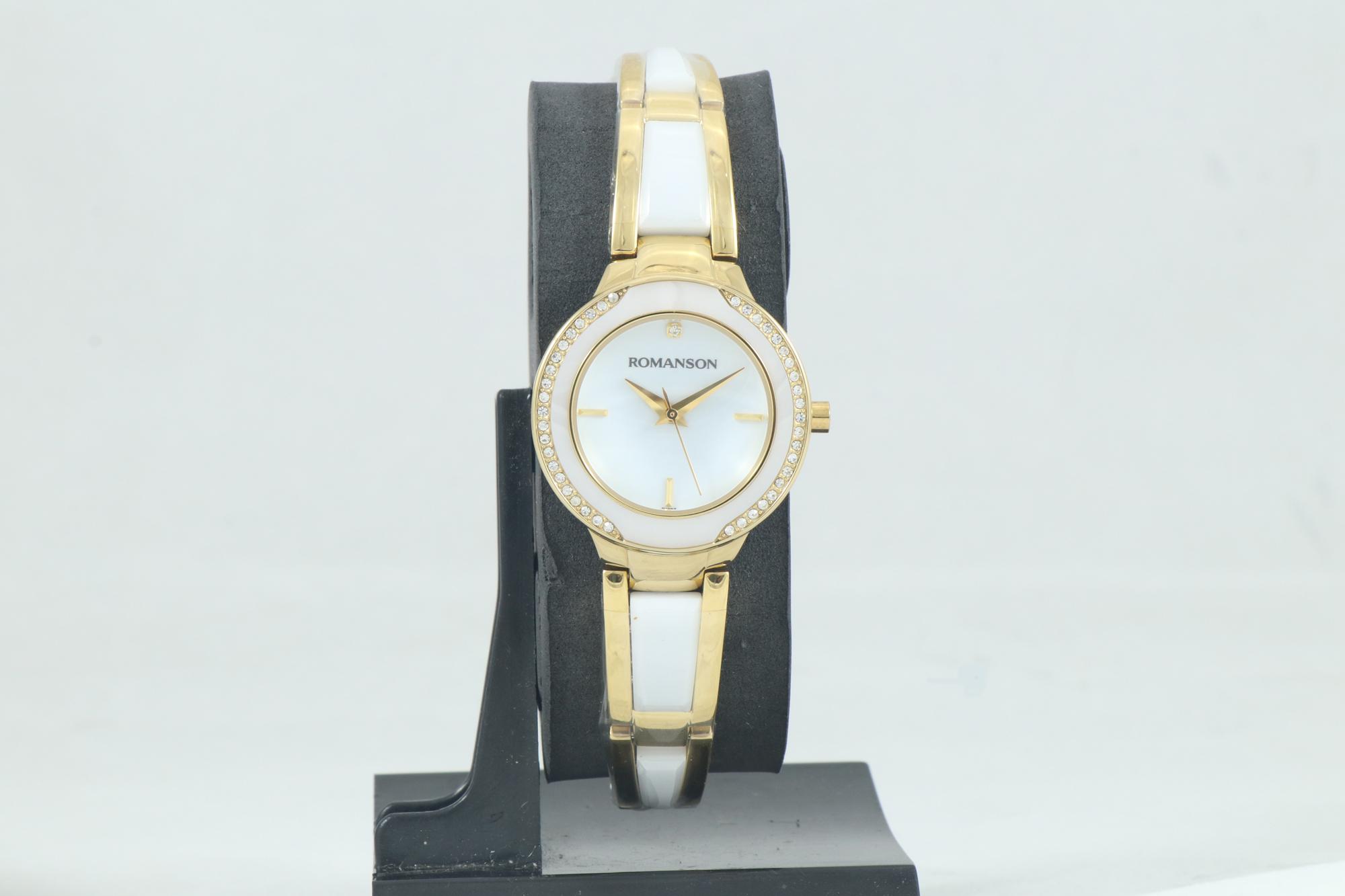 ساعت مچی عقربه ای زنانه رومانسون مدل ۷۰۷۲L